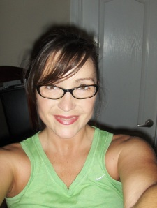 YAY! Gym time...headin out the door.